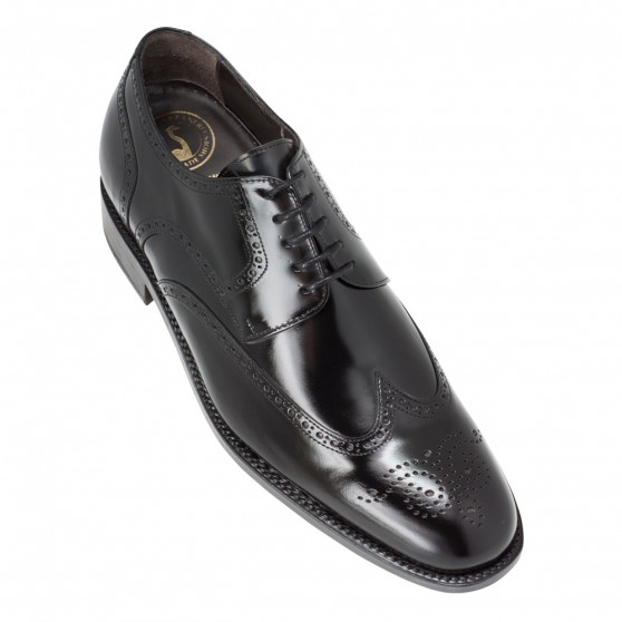9de2392e54 Zapatos con alzas para hombre Modelo Atlanta.